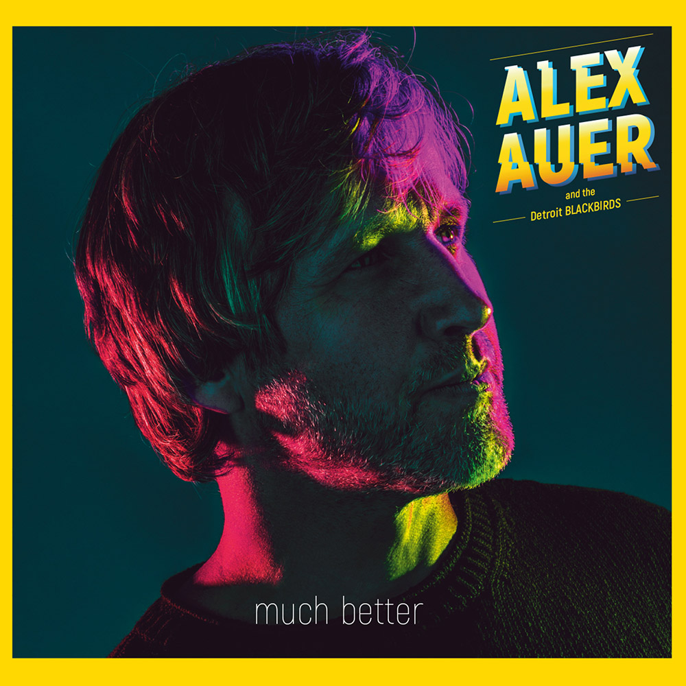 Album Cover-Alex Auer-Much Better